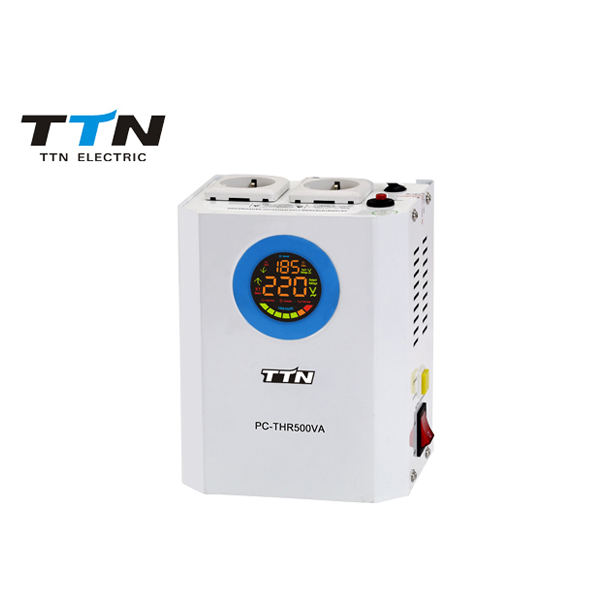 PC-THR0.5KVA-2Kva Relay Control Voltage Stabilizer